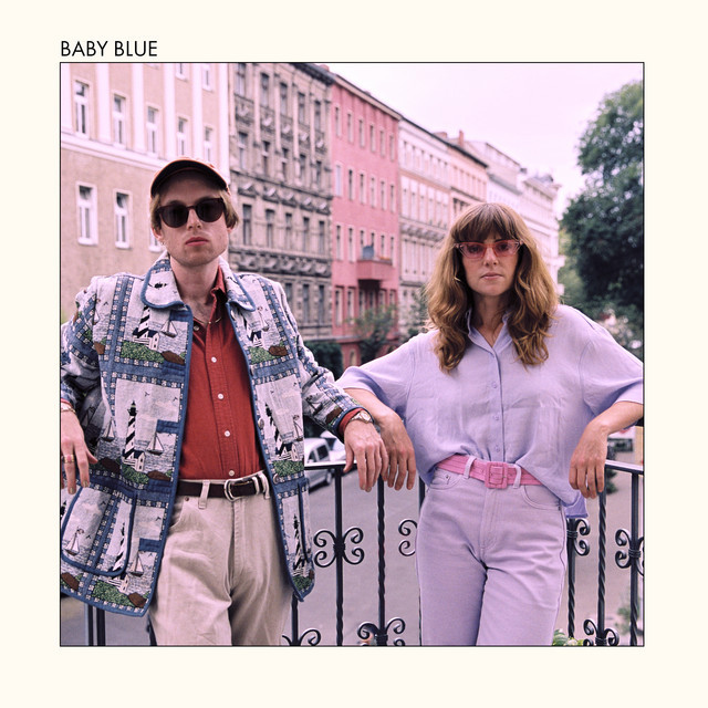 """Charity Children - """"Baby Blue"""" song cover art"""