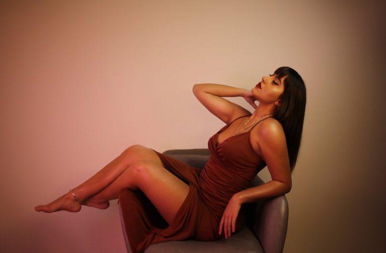 """Chiara Casali - """"Don't Lie"""" press photo"""