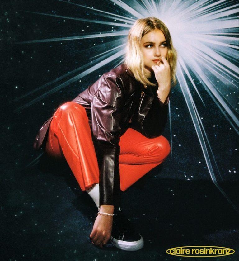 "Claire Rosinkranz - ""Boy In A Billion"" song cover art main"