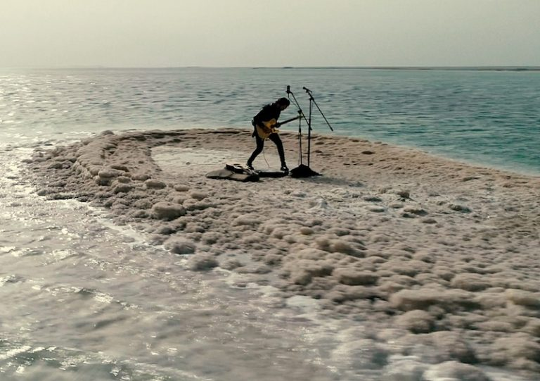 """Dennis Lloyd - """"The Way (Live From The Dead Sea)"""" photo"""
