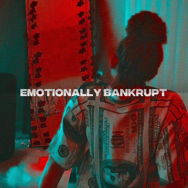 """Emilya - """"Emotionally Bankrupt"""" song cover art"""
