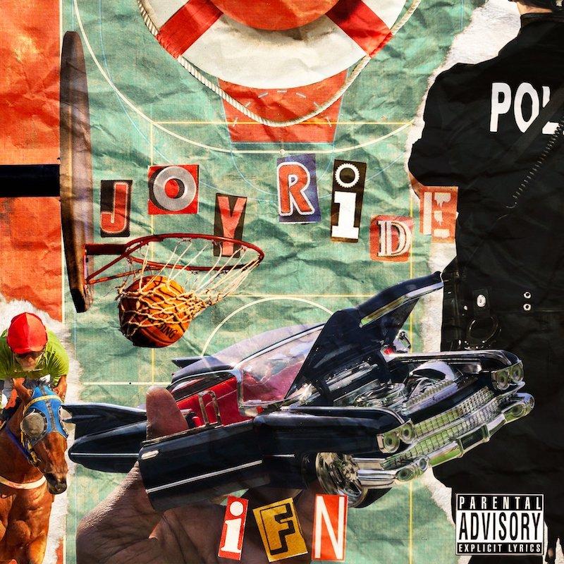 "ItsFridayNite - ""Joyride"" EP cover art"