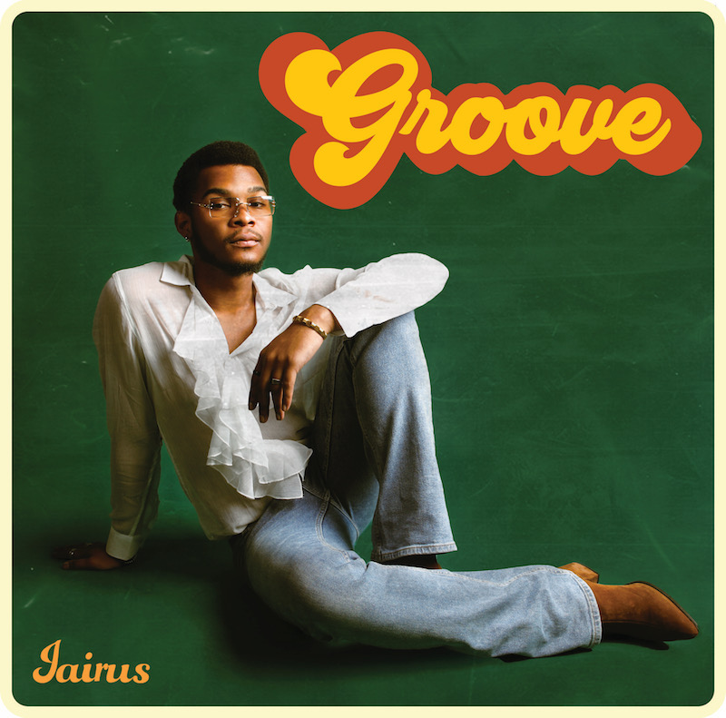 """JAiRUS - """"groove"""" song cover"""