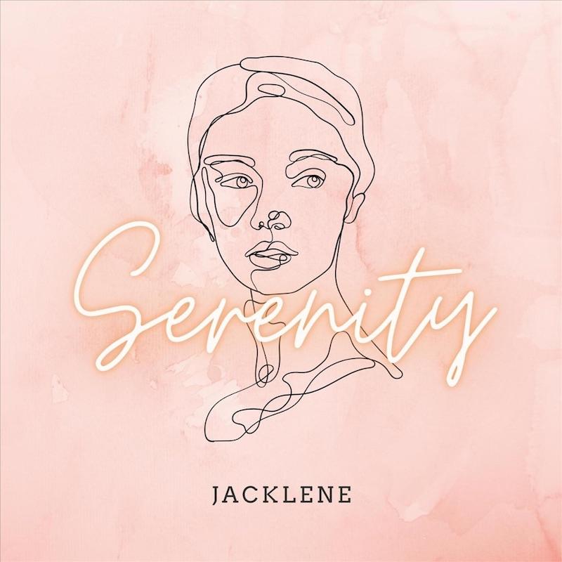 """Jacklene - """"Serenity"""" cover art"""