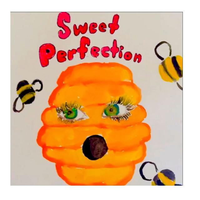 "Jasmine Golden - ""Sweet Perfection"" song cover art"