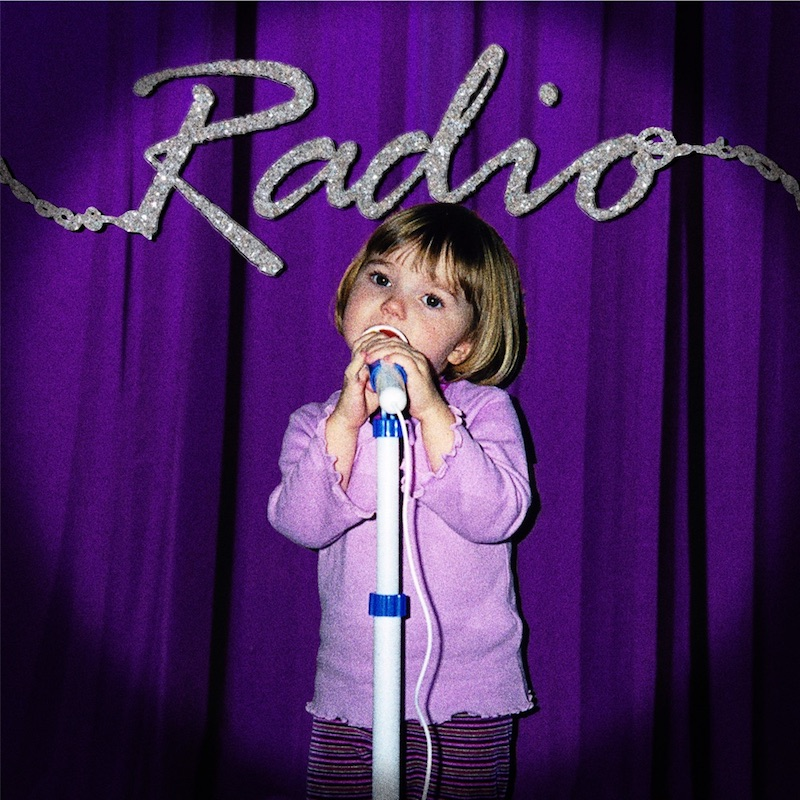 """Mabes - """"Radio"""" song cover art"""