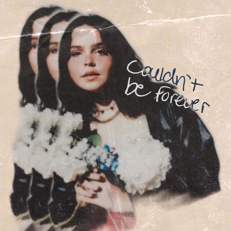 """Meggie York - """"Couldn't Be Forever"""" song cover art"""