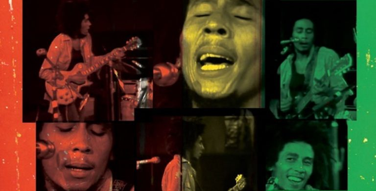 Bob Marley and the Wailers - 'The Capitol Session '73 (Live)' album cover cropped