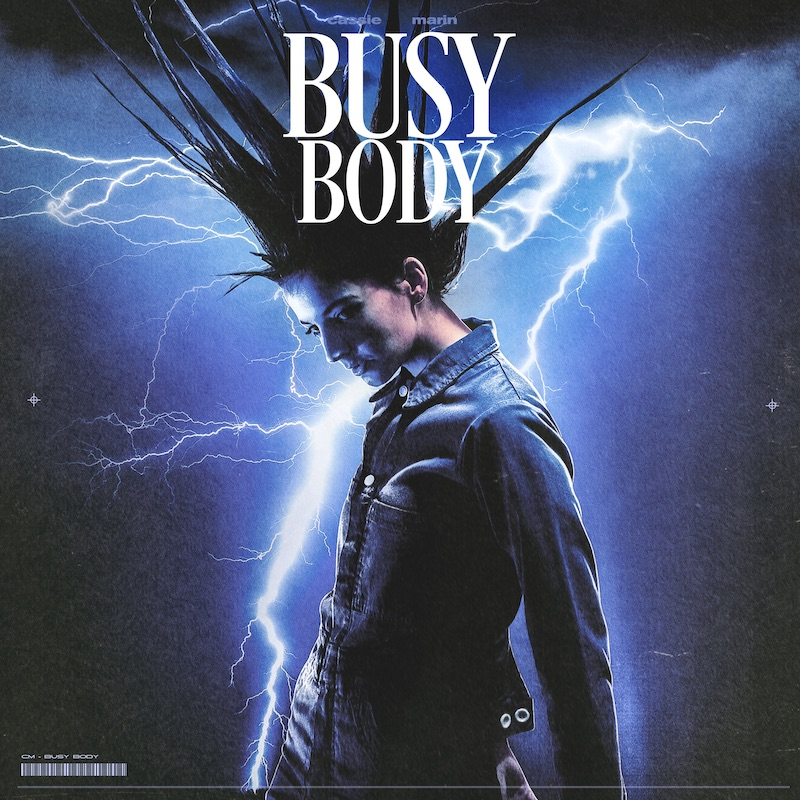 """Cassie Marin - """"Busy Body"""" song cover art"""
