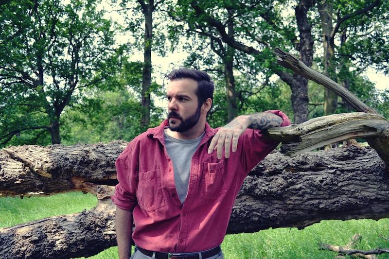 Daniel Angelus press photo