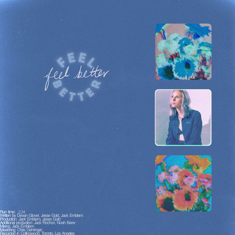"""Devan - """"Feel Better"""" song cover"""