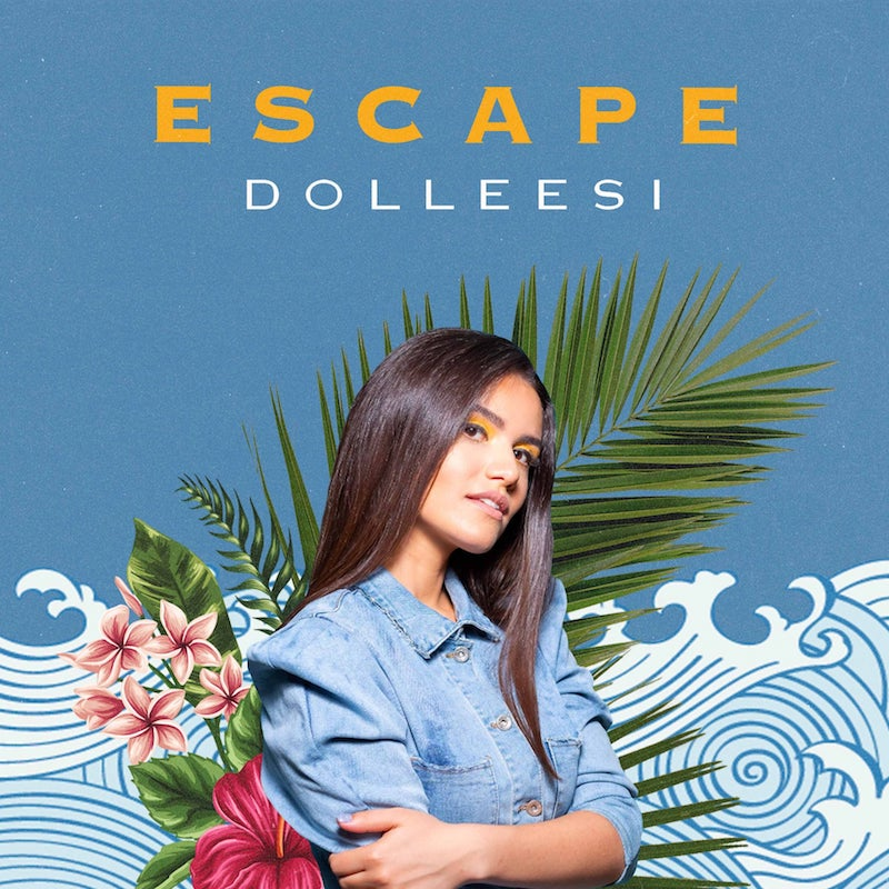 """Dolleesi - """"Escape"""" song cover art"""