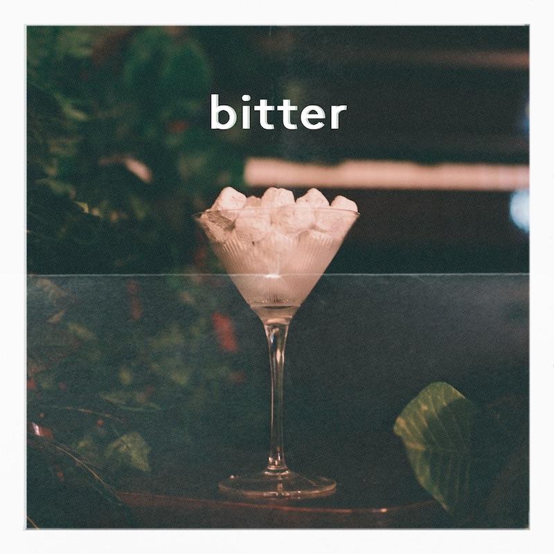 "Ezra Jordan - ""bitter"" song cover art"