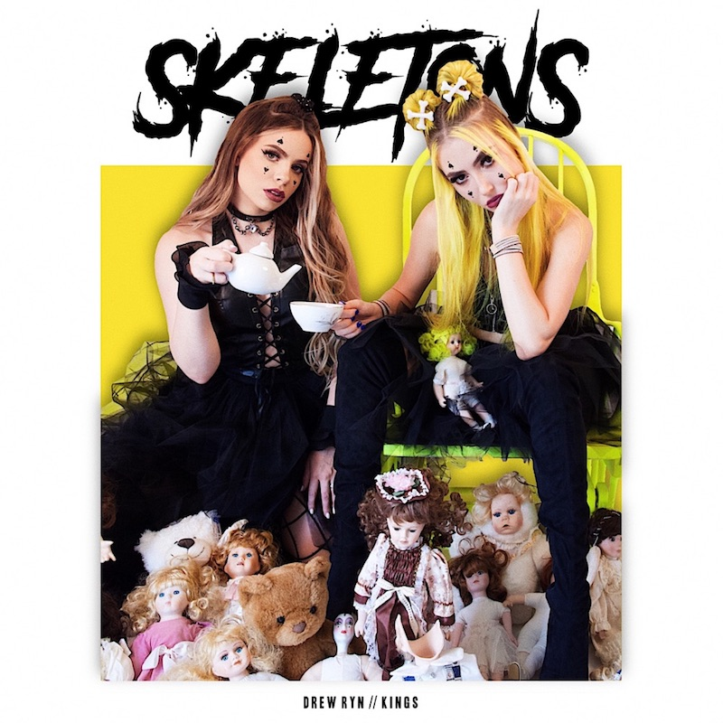 """KINGS and Drew Ryn - """"Skeletons"""" song cover"""