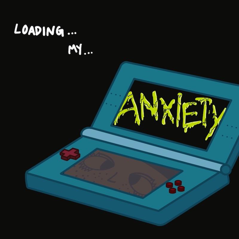 Luna Kat - Loading my anxiety