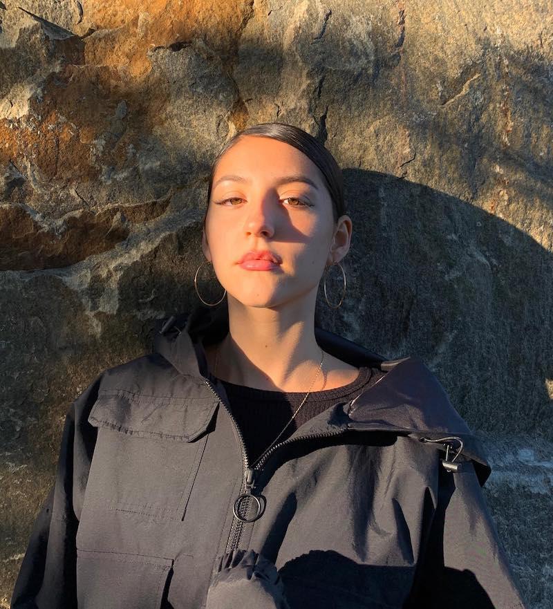 """Mia Sanchez - """"Can't Have It"""" press photo"""