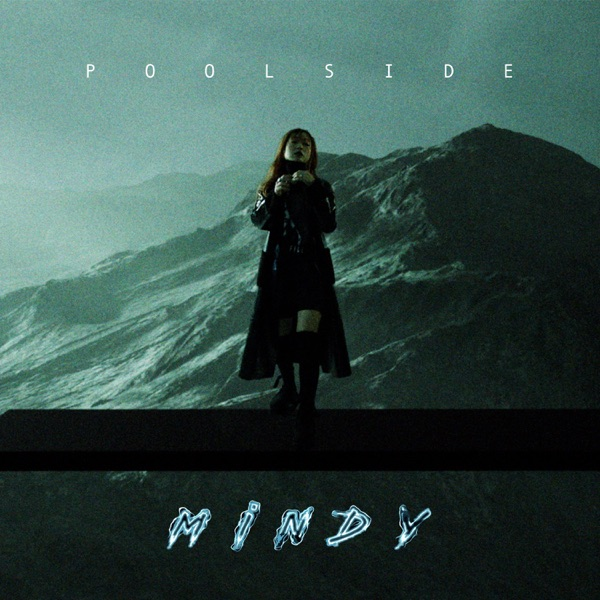 """Mindy - """"Poolside"""" song cover art"""
