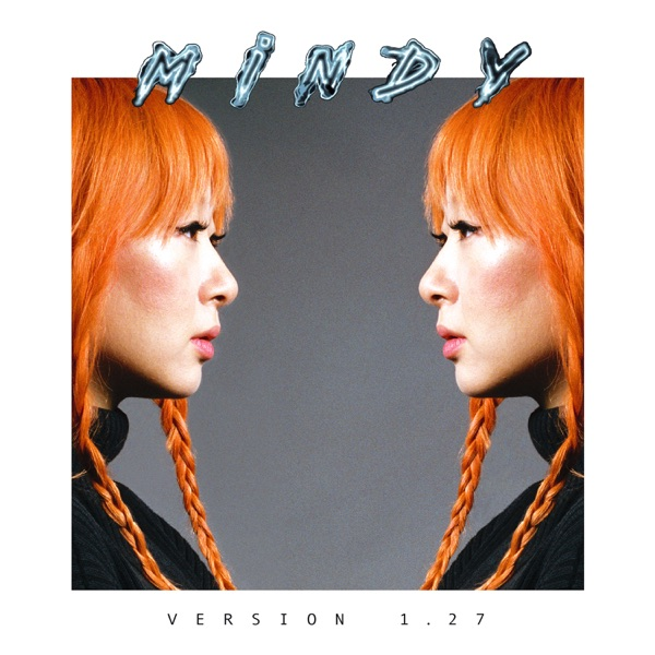 """Mindy - """"Version 1.27"""" EP cover art"""
