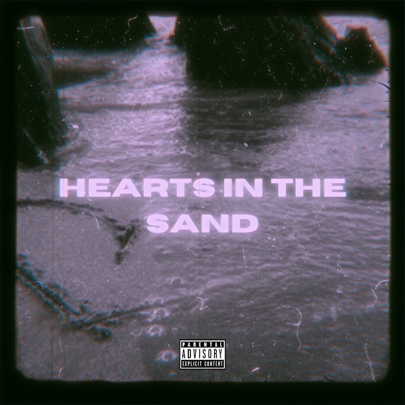 Otev - Hearts In the Sand album cover