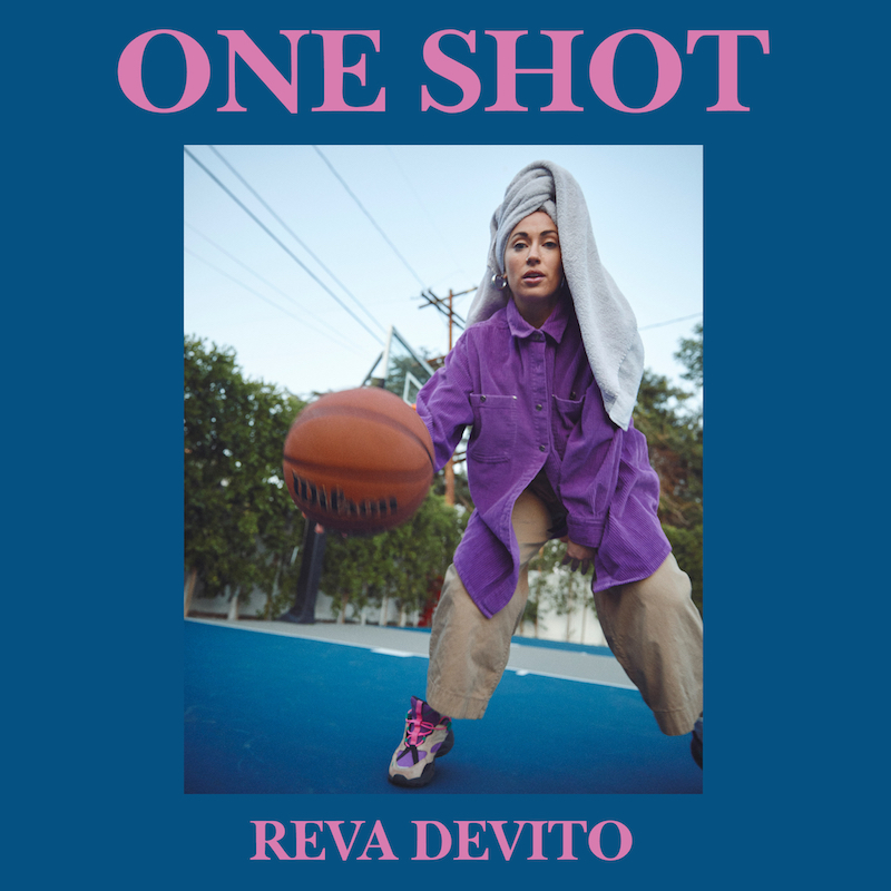 Reva DeVito & Midas Hutch - One Shot cover