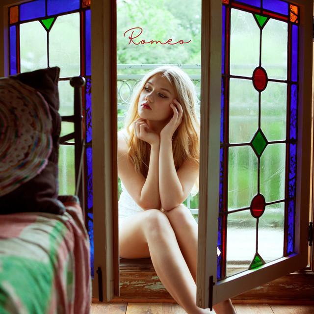 """Taylor Davidson - """"Romeo"""" song cover art"""