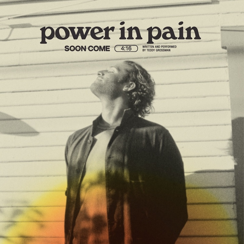 """Teddy Grossman - """"Power In Pain"""" song cover"""