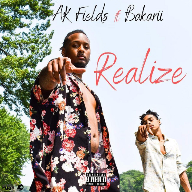 """AK Fields - """"Realize"""" song cover"""