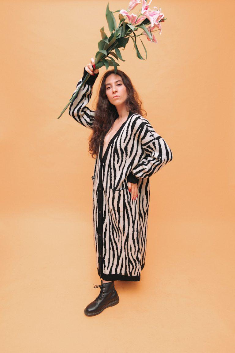 """Abby Diamond - """"Nice and Slow"""" press photo"""