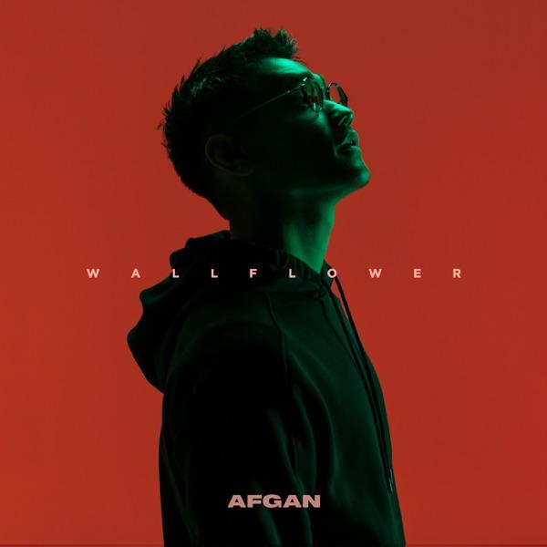 "Afgan - ""Wallflower"" album cover"