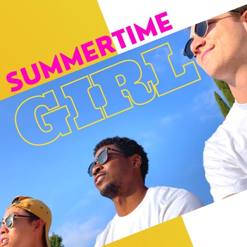"""Antwøne - """"Summertime Girl"""" song cover"""