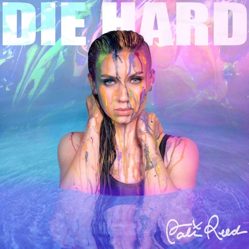 "Cali Reed - ""Die Hard"" song cover art"