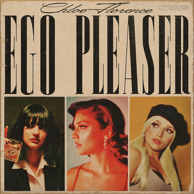 """Chloe Florence - """"Ego Pleaser"""" EP cover"""
