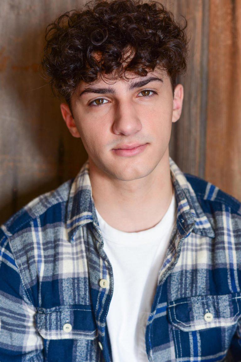 Dylan Naber press photo