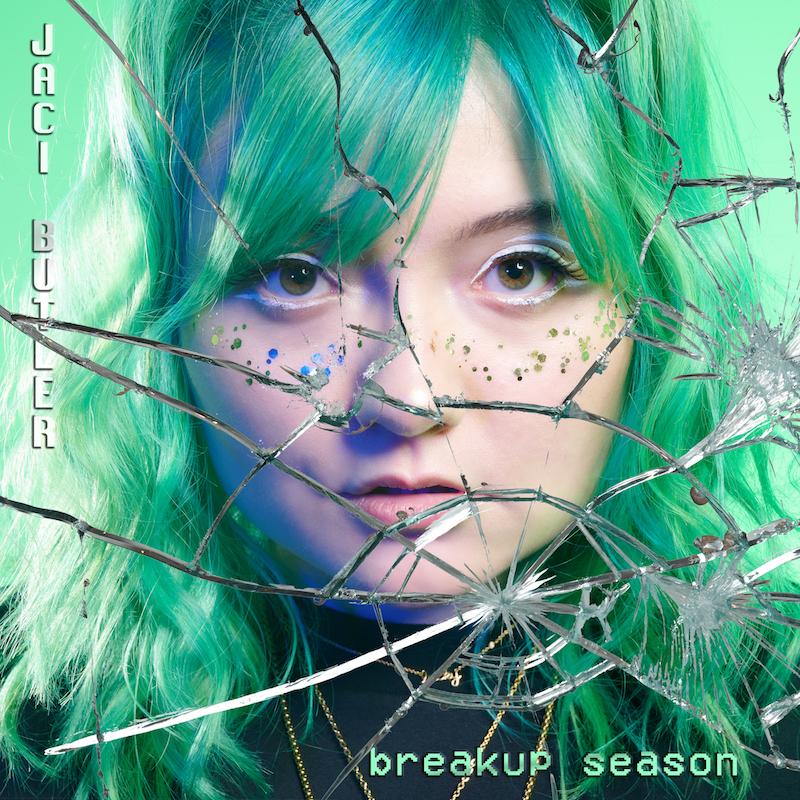"Jaci Butler - ""Breakup Season"" song cover art"