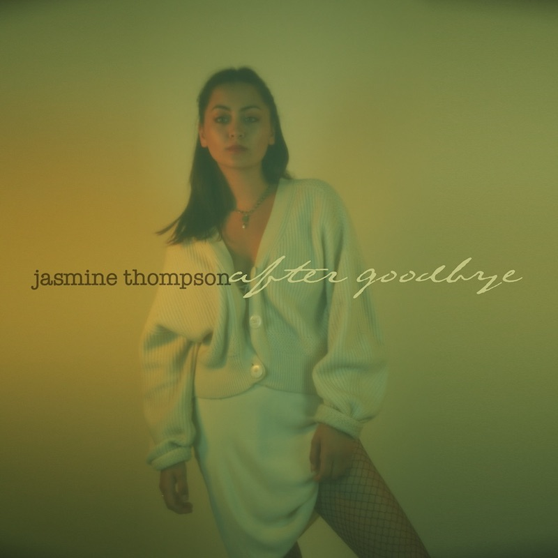 """Jasmine Thompson - """"after goodbye"""" song cover"""