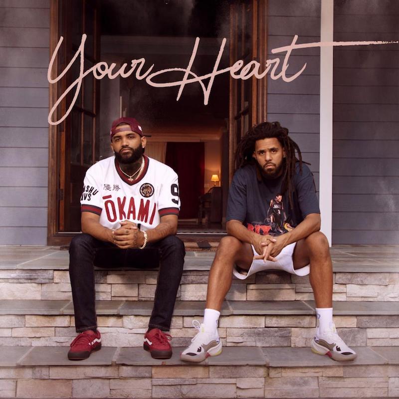 """Joyner Lucas & J. Cole - """"Your Heart"""" song cover art"""
