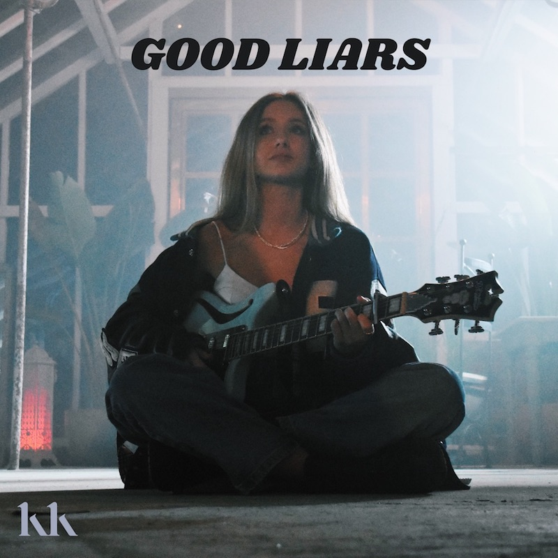 "Katie Kittermaster - ""Good Liars"" song cover"