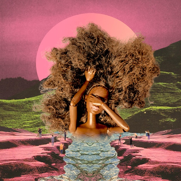 "ROZET - ""Cake Face"" song cover art"