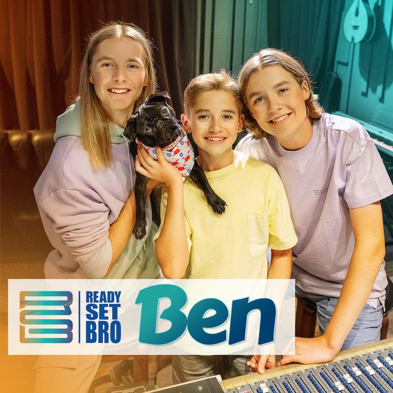 """Ready Set Bro - """"Ben"""" song cover"""