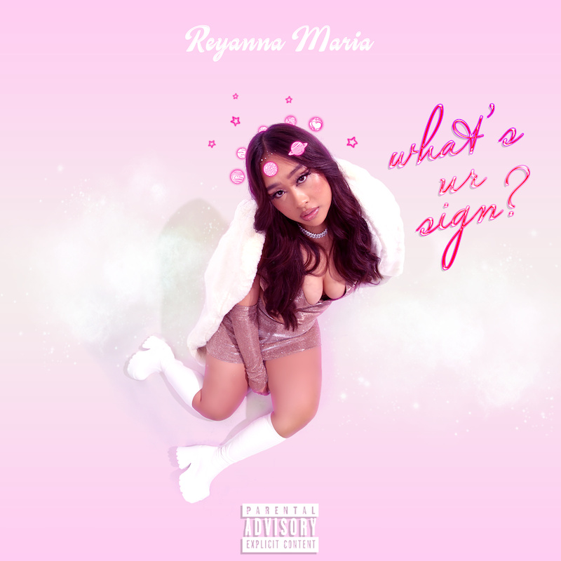 """Reyanna Maria - """"What's Ur Sign"""" song cover"""
