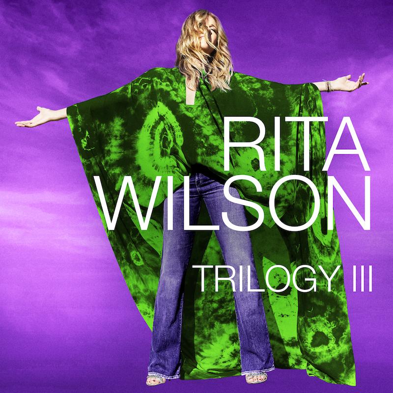 "Rita Wilson - ""Trilogy III"" EP cover"