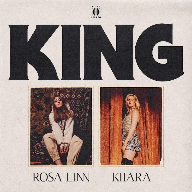 """Rosa Linn and Kiiara - """"KING"""" song cover"""