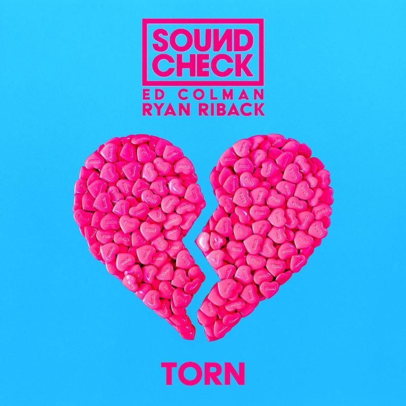 """Soundcheck """"Torn"""" song cover art"""