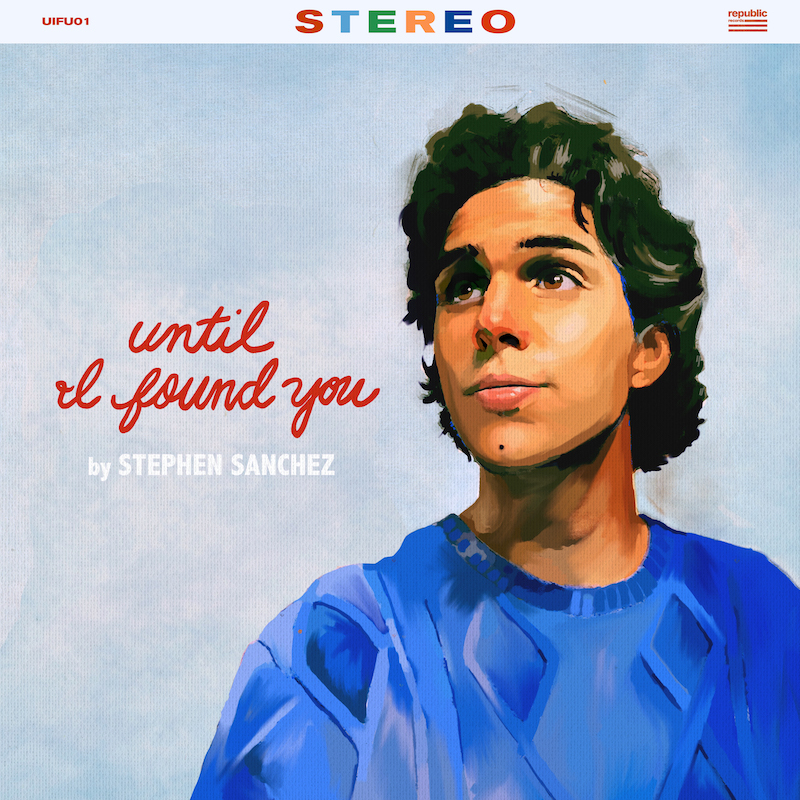 """Stephen Sanchez - """"Until I Found You"""" song cover"""