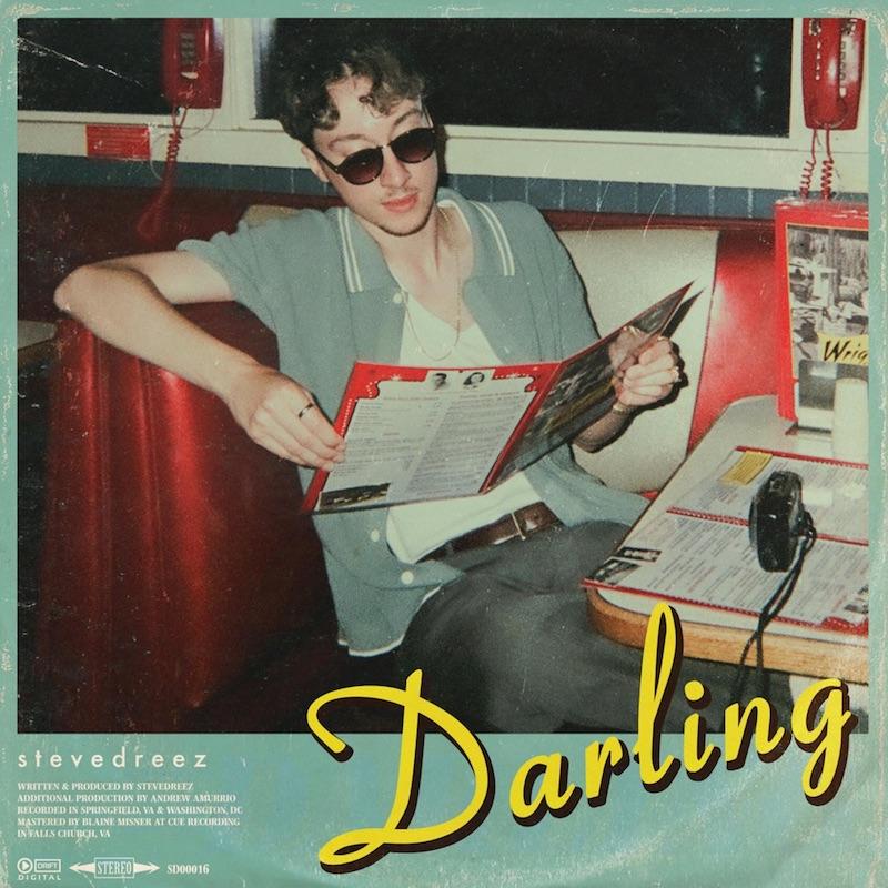 "Stevedreez - ""Darling"" song cover art"