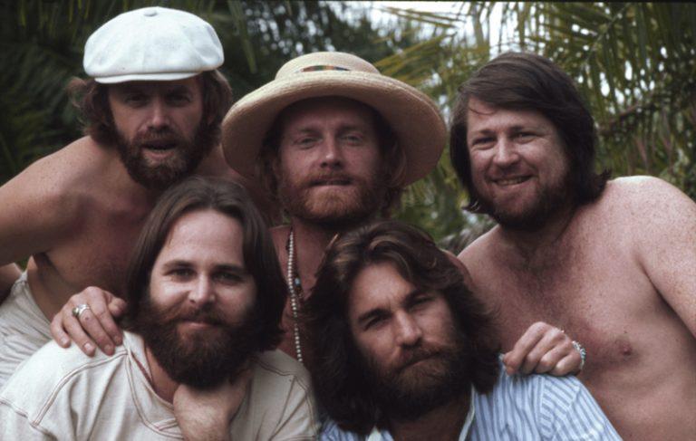 The Beach Boys 1976 photo