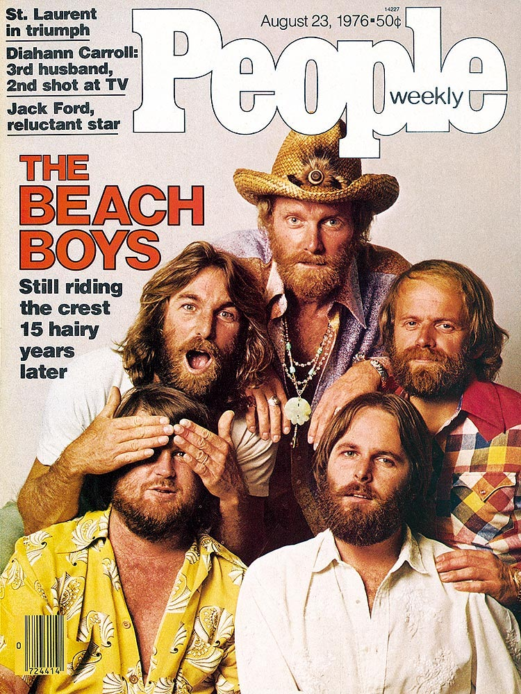 The Beach Boys people magazine