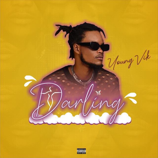 """Yóungvik - """"Darling"""" song cover art"""