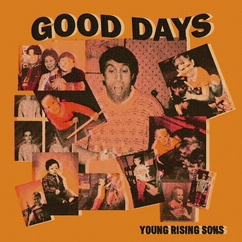 """Young Rising Sons - """"Good Days"""" song cover art"""