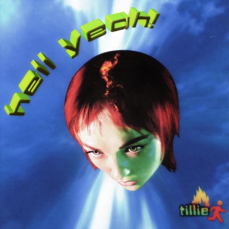 "tiLLie - ""Hell Yeah!"" song cover art"
